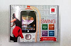 iBall Swing 2 4L Dual SIM, Camera 1 3 MP with Battery 1800 mAh