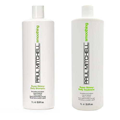 PAUL MITCHELL Super Skinny Daily Shampoo & Daily Treatment 33.8 oz