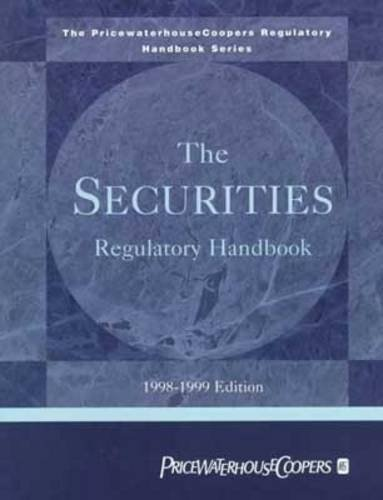 the-securities-regulatory-handbook-1998-1999