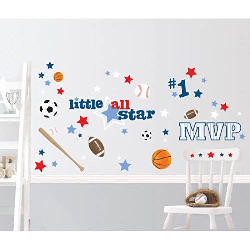 Koala Baby Little Allstar Wall Art Kit