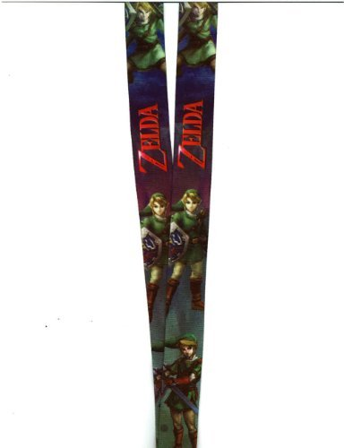 Legend of Zelda Cell Phone Lanyard Keys Id MP3 Holder Neck Straps by Unknown