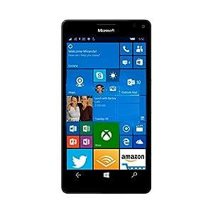 Microsoft Lumia 950 5.2-Inch 32 GB SIM-Free Smartphone - White