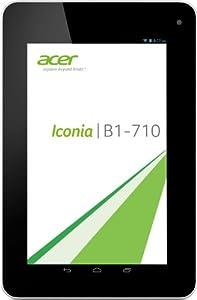 "Acer B1-710 Tablette Tactile 7 "" Mediatek Android Blanc"