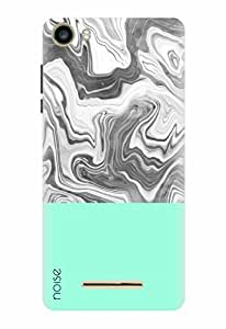 Noise Designer Phone Case / Cover for Micromax Canvas Spark 2Plus / Patterns & Ethnic / Pastel Marble Print - Multicolor