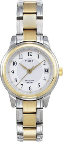 Timex Womens 2 Tone Bracelet Watch - T25771PF