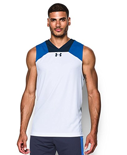 under-armour-debardeur-under-armour-select-blanc-bleu-pour-homme-taille-m
