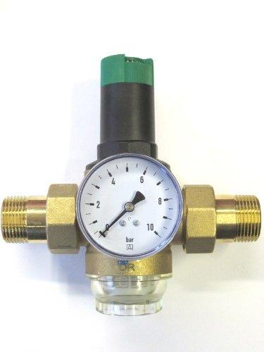 honeywell-braukmann-riduttore-di-pressione-d06f-3-4-pollici-con-manometro
