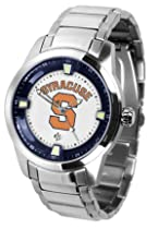 Syracuse Orangemen Titan Steel Watch