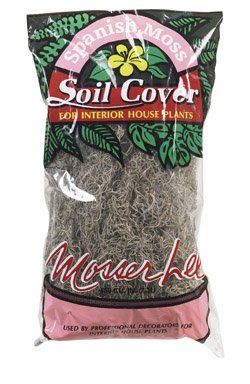 Mosser 0570 Spanish Decorative Moss, 450-Cubic Inch