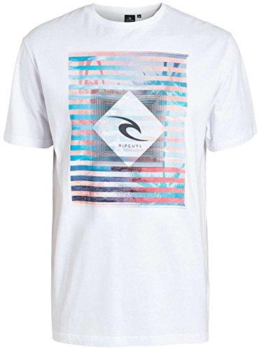 rip-curl-blur-lines-maglietta-da-uomo-effetto-ottico-bianco-bianco-optical-white-l