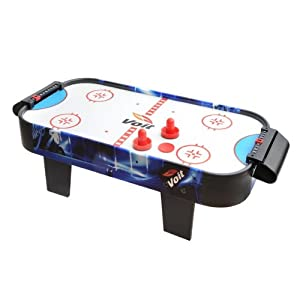 66601 - Voit 32in Table Top Air Hockey Game