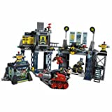 Delightful Lego Super Heroes The Batcave (6860) - Cleva Edition LEGO'BAG Bundle