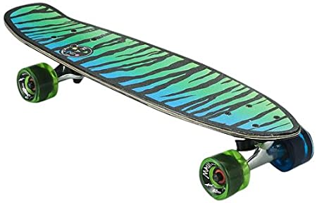 Maui Micro Kicktail The Icon Skateboard Barracuda