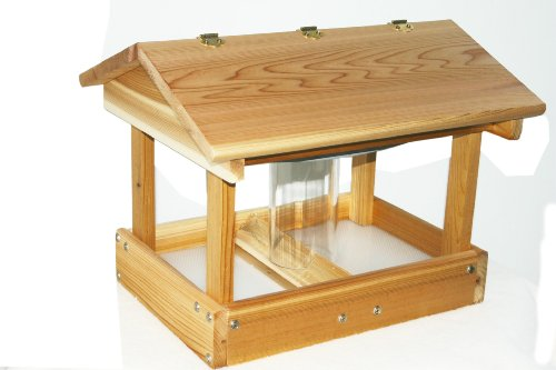 Stovall 6FP Pavilion Feeder with Perforated Plastic Bottom