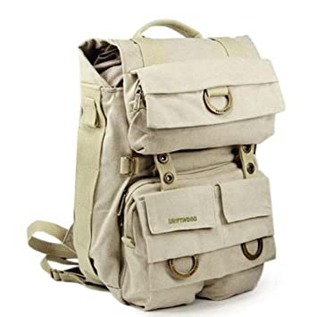 Driftwood Dslr Slr Camera Shoulder Bag Backpack 106