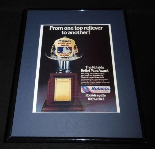 rolaids-relief-man-award-framed-11x14-original-vintage-advertisement
