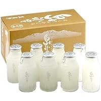 萬歳楽 凍結酒 純吟生凍結酒「白山氷室」165mlx8本セット