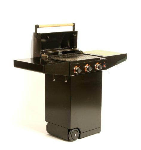 Minden Grill Company MMB1000 Master Propane Gas Grill, Black