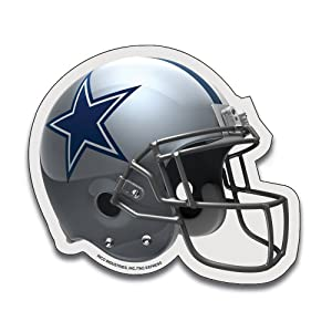NFL Dallas Cowboys Football Helmet Design Mouse Pad