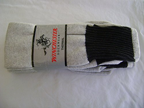 winchester-thermal-tube-socks-gray-3-pair-size-10-13