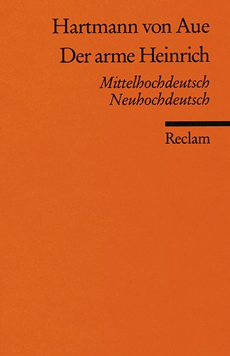 Der Arme Heinrich (German Edition)