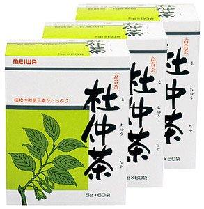 メイワ 杜仲茶 箱 5g×60包