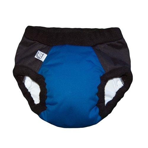 Super Undies! Bedwetting Pants, Bat Boy (Blue), Small - 1