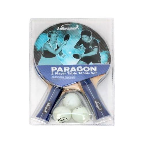 Killerspin Table Tennis Racket Paragon 2 Paddle Set