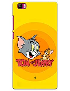 Tom and Jerry case for Xiaomi Mi5 Plus