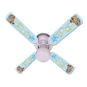 Ceiling Fan Designers Baby Nursery Toys Blocks Indoor