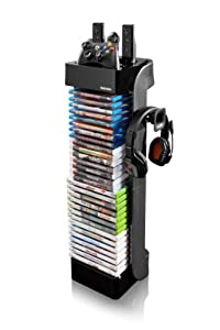 LevelUp Controller Universal Storage Tower with Headset Holder