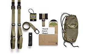 TRX Force Kit Tactical Suspension Trainer inkl. TRX Force Super App