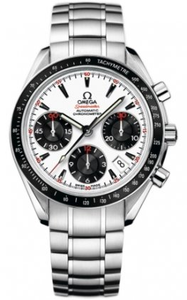 NEW OMEGA SPEEDMASTER DATE MENS WATCH 323.30.40.40.04.001