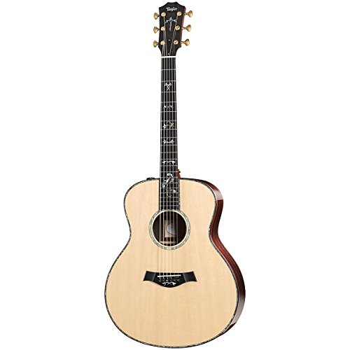 Taylor 916E Grand Symphony Es2 Acoustic-Electric Guitar Natural