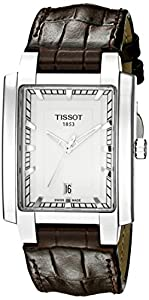 Tissot Men's T0615101603100 Analog Display Quartz Brown Watch