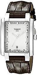 Tissot Men's T0615101603100 Analog Display Quartz Brown Watch