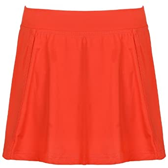 Adidas Stella McCartney Ladies Tennis Skort - Orange - M by adidas