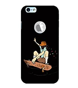 Ebby Premium Printed Mobile Back Case Cover With Full protection For Apple iPhone 6 6s (Designer Case)