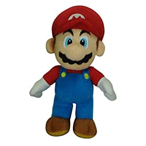 Super Mario - Mario Plush by Mario