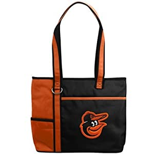 Baltimore Orioles Gameday Carry All Tote by Charm 14