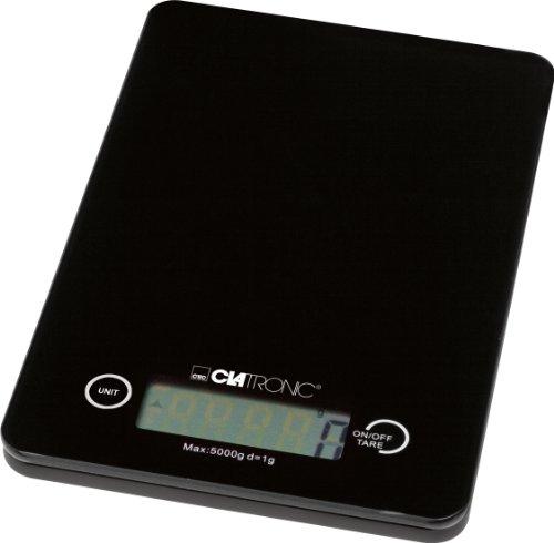 Clatronic KW 3366 Balance de Cuisine 5 Kg Affichage LCD