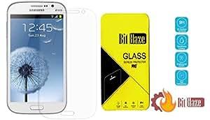 BitBlaze Flexible Premuim Tempered Glass Screen Protector For Samsung Galaxy Ace G316