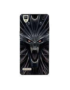 Oppo f1 nkt12r (40) Mobile Caseby Mott2 - Horror Devil