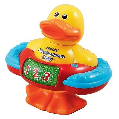 VTech Splashing Songs Ducky baby gift idea - 1