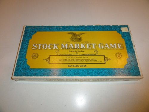 Stock market options game