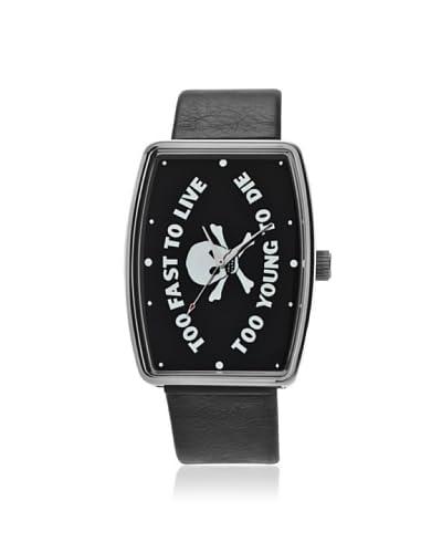 Vivienne Westwood Women's VV 009 BK Black Skull Stainless Steel Watch