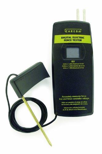 Woodstream Zareba Deft-Z/Deft-1 Zareba Digitl Elec Fnc Testr Black