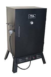 Masterbuilt GS40 Black Propane Smoker, 40-Inch