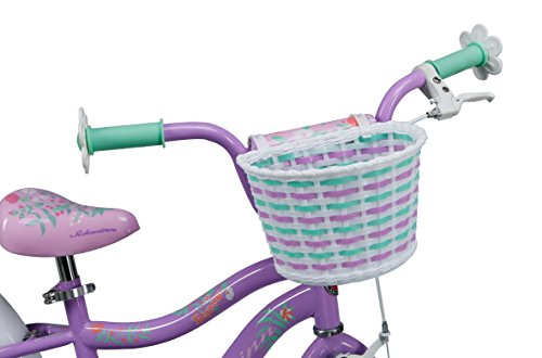 "Schwinn Girl's Jasmine Bicycle, 16"", Purple 4"