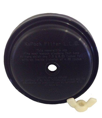 Craftsman & Ridgid Replacement Filter Cap & Wingnut (Shop Vac Filter Craftsman compare prices)